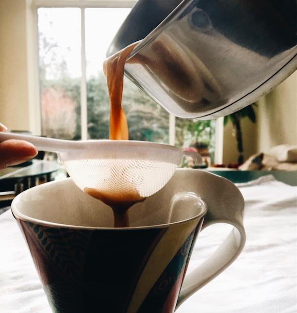 homemade chai latte recipe from tunbridge wells