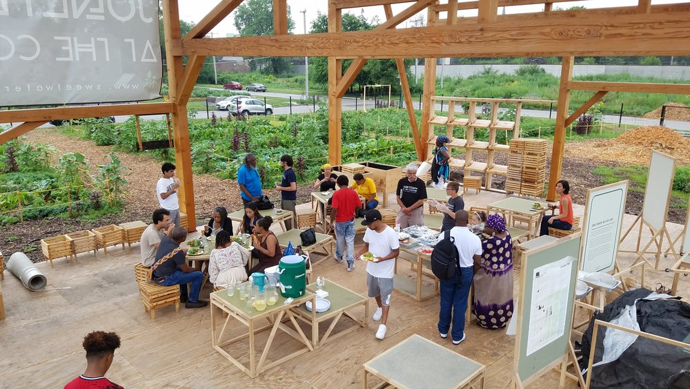 Radical [Re]Constructions: Farm-To-Table For All