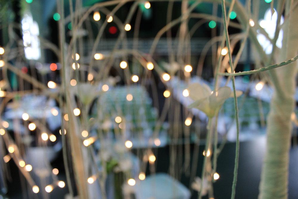Notre décoratrice sur place saura vous guider pour vous élaborer une thématique de mariage à votre image. -