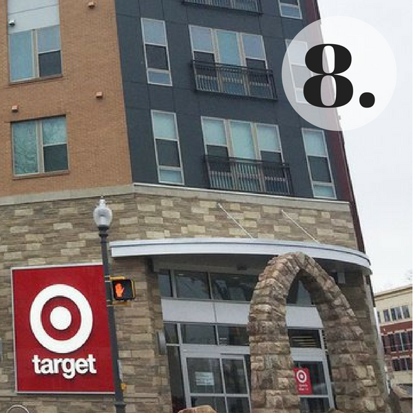 A peek inside one of Target's newest small format stores