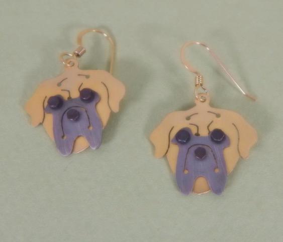 d5094d786 Mastiff Earrings — Anita Edwards