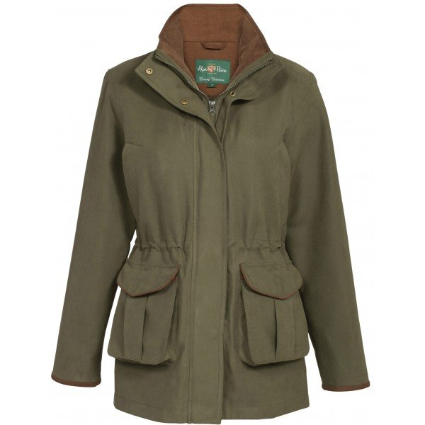 The Alan Paine Berwick Shooting Coat