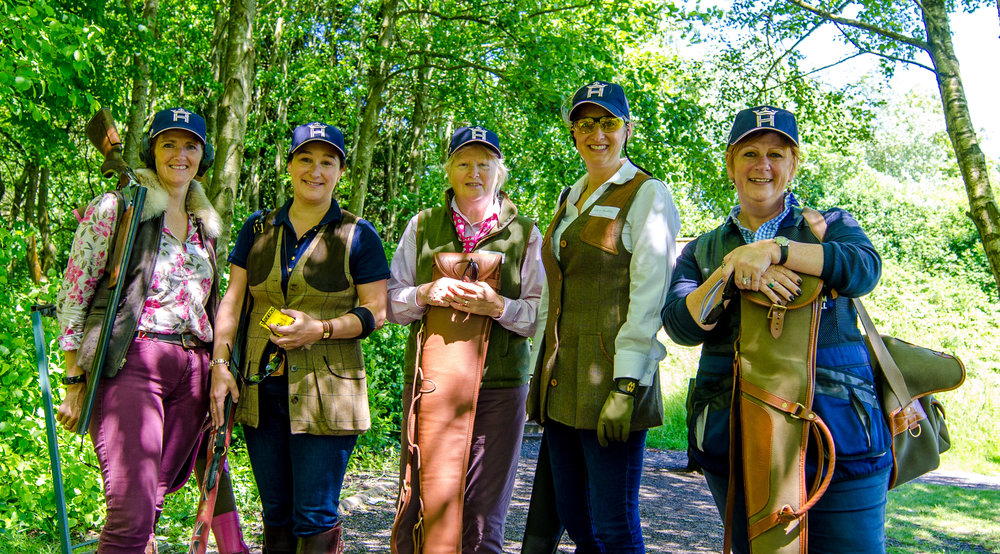 Ladies Shooting Events
