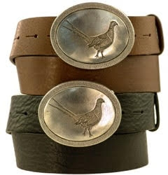Pheasant Belt from Peachy Belts