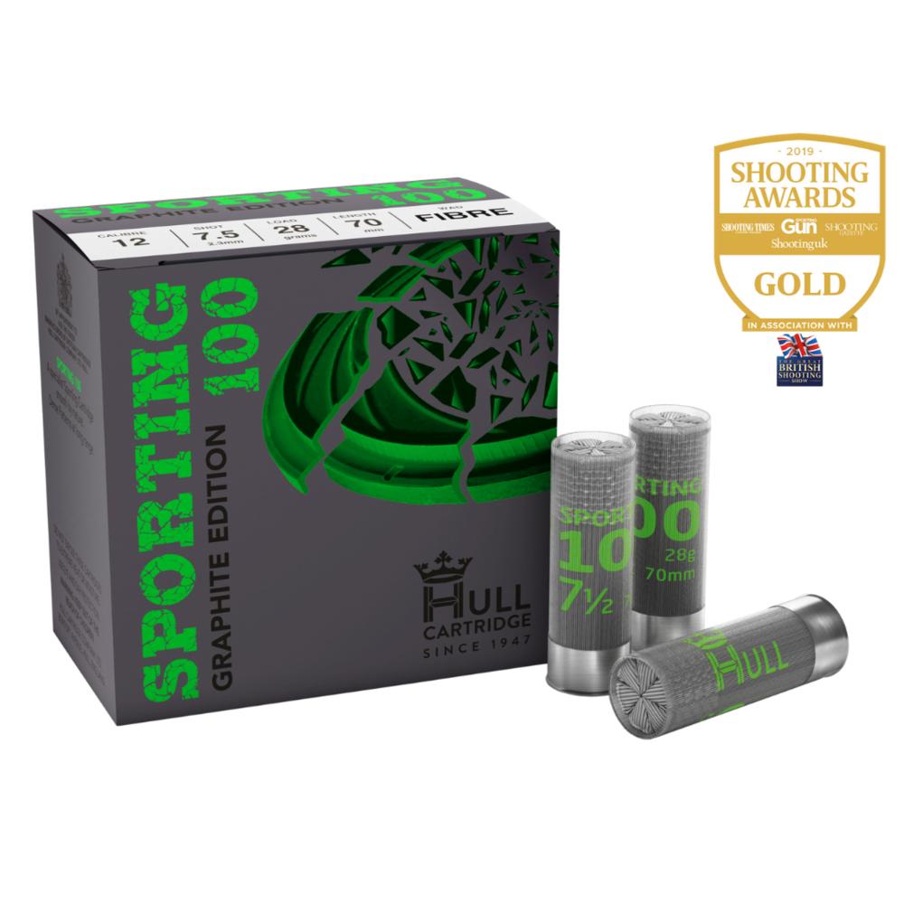 1,000 Hull Cartridge Sporting 100 Cartridges!
