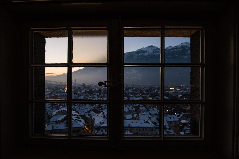 Martinsturm Fenster