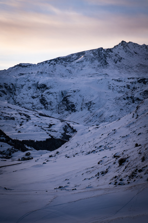 Schnee Alpen