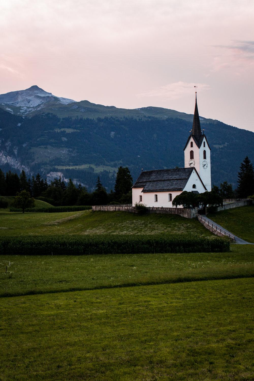 Kirche Versam