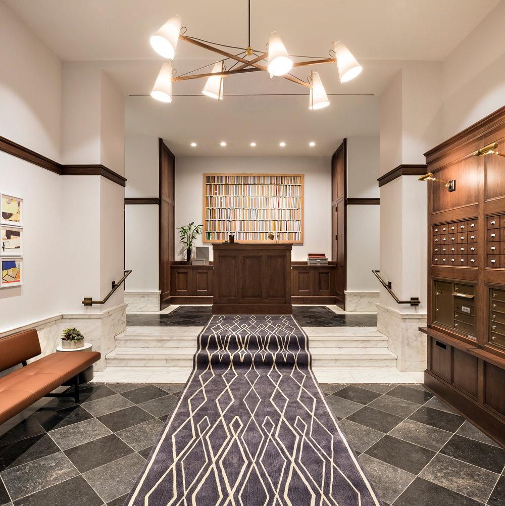 Avroko Bhdm Design Inkwell Apartments Lobby