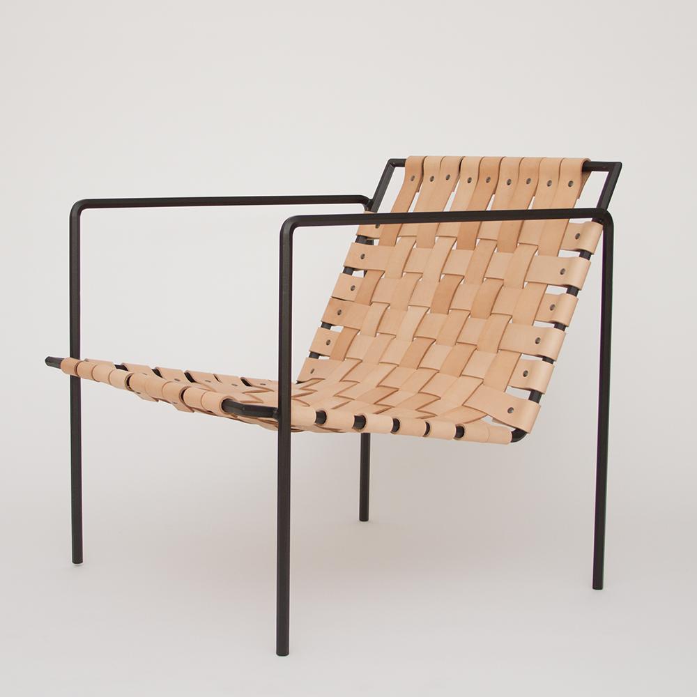 Eric Trine Rod+Weave Chair