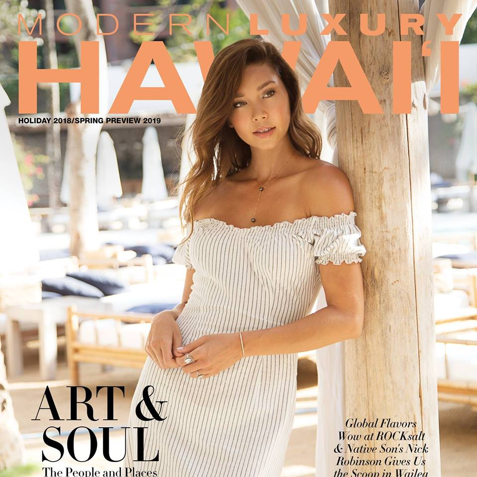 Shoreline Hotel Waikiki_Modern Luxury Hawaii_Holiday 2018_Preview 2019_Cover.jpg