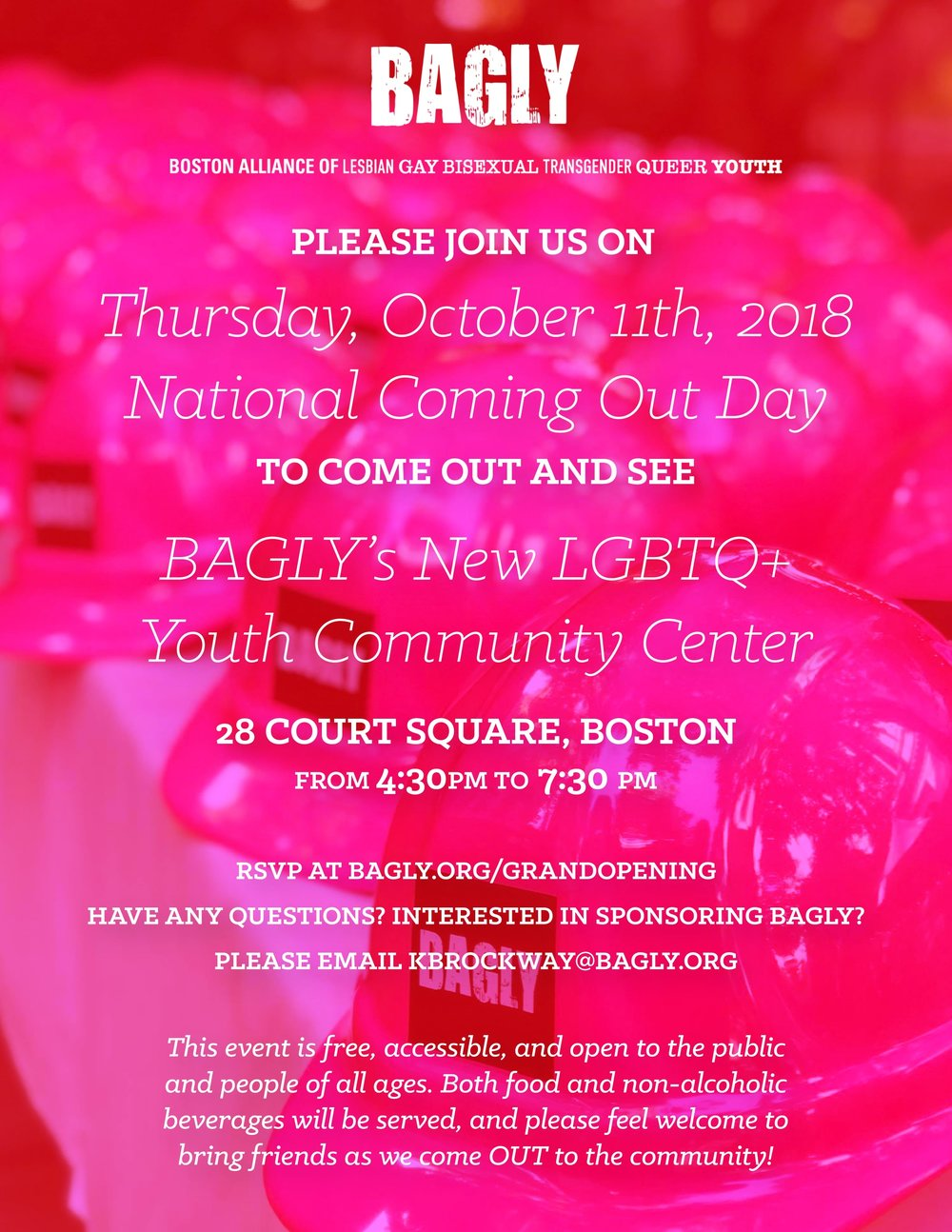 We can't wait to see you! - 28 Court Square, Boston, MA 02108