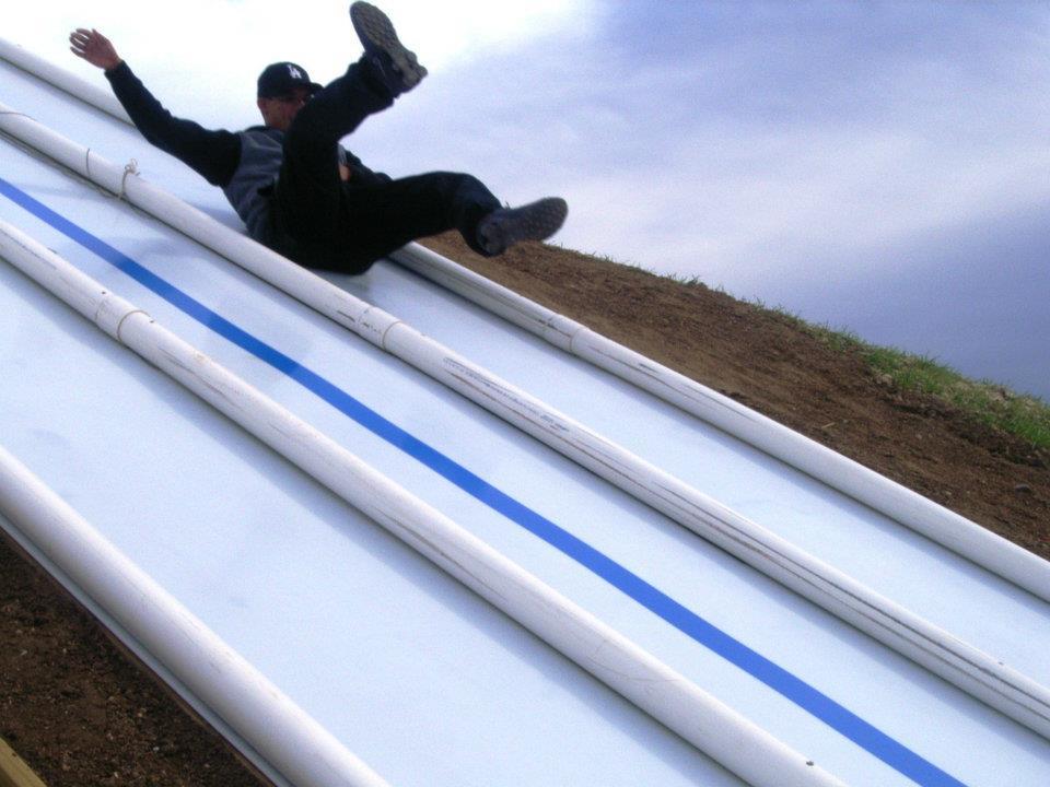 $1 Activities - Slide Hill, ATV Mini Roller-Coaster, Ball Toss, Pillow Jump, Pedal Go-Karts, & Hay Climb
