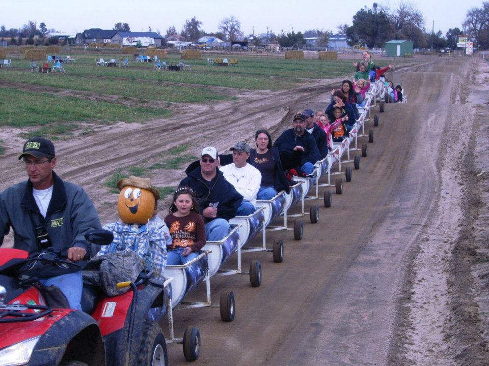 $2 ATV Mini Rollercoaster - Get your thrills as the ATV-powered mini rollercoaster whizzes over peaks and valleys of the natural track!