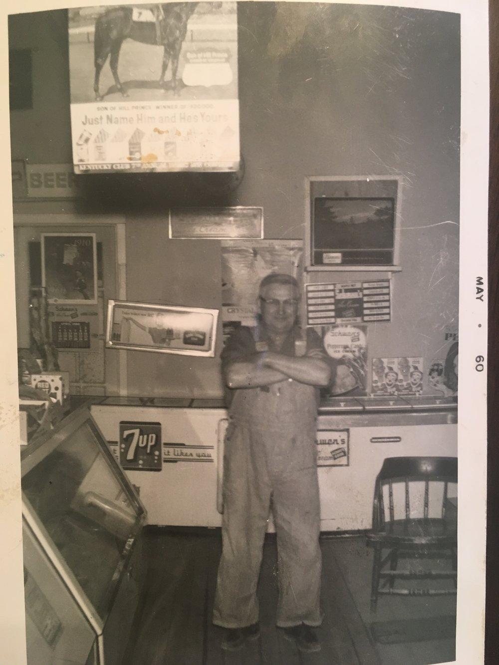Formanek Store, 1960