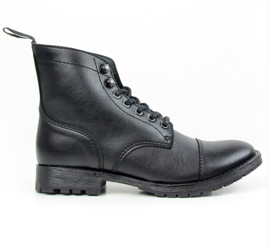Will's Vegan Shoes Work Boots £88 - Sturdy, comfortable and very, very cool.