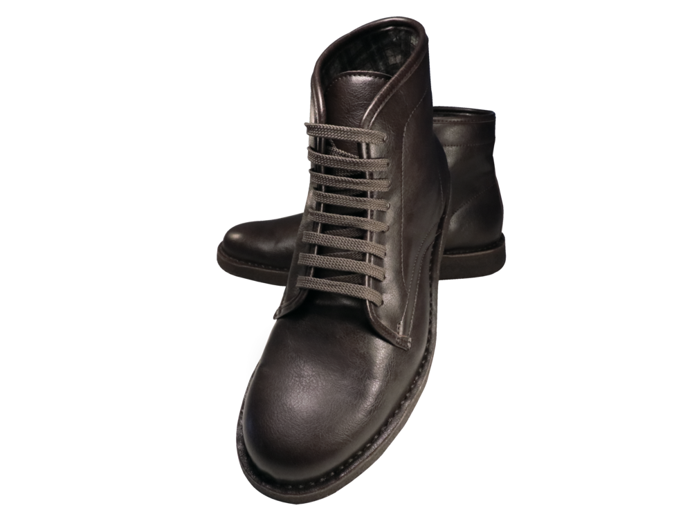 Scotti Vegan Shoes Osero Boot £115 - A hipster's dream. Wear with tight jeans and a plaid shirt.