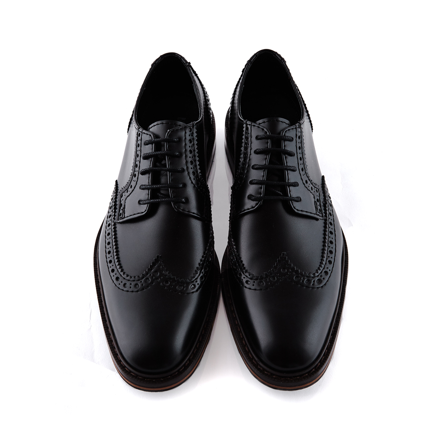 Bourjois Boheme Elton Black £193 - Brogues are a must have shoes for men (and these days for women too). They look great with a suit and smarten up a casual look.
