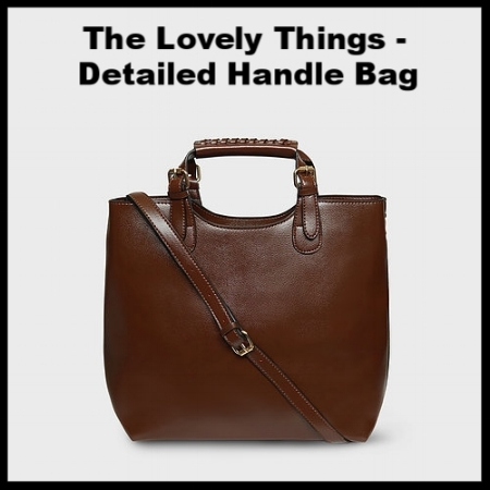 The Lovely Things Detailed Handle Bag.jpg