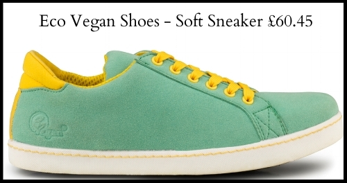 Eco Vegan Shoes Soft Sneakers