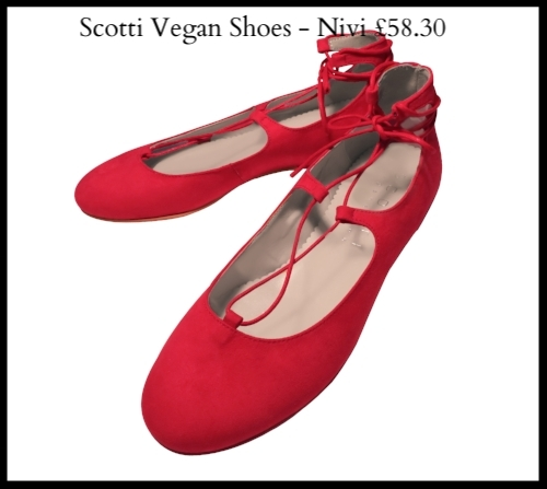 Scotti Vegan Shoes Nivi Ballet Pumps