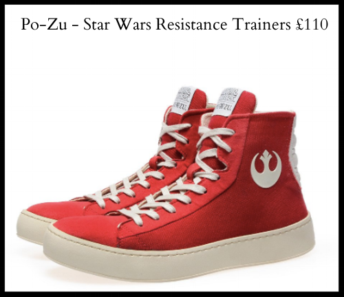 Po-Zu Star Wars Resistance Trainers