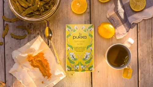 Pukka Tea - I love a herbal tea in the colder months and it makes a great substitute for coffee (and red wine). I love having a cup on the go as I'm working or watching a film and I like to mix it up; turmeric one day, mint another... Pukka do a great selection of teas for all tastes and needs, to keep you warm and cosy this November.