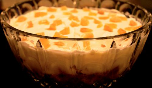 Vegan clementine and ginger trifle.jpg