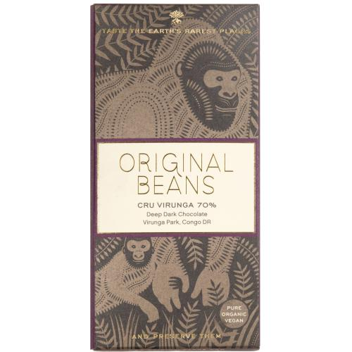 Original Beans - These lovely and interesting chocolate bars are new to the UK and while not all of them are vegan the best bars are (according to my vegetarian taste tester) with the Cru Virunga being the all round favourite. The flavour of this particular chocolate bar was pretty special with lots of fruity notes and is the perfect stocking stuffer for any chocolate enthusiast. Original Beans is a special company with strong ties to their producers and an adventurous spirit, trawling the forests for singular beans to make remarkable bars of chocolate. They also take their environmental commitments very seriously and have planted millions of trees in an effort not only to offset their impact but to actively enrich the communities and environtments in which they operate.
