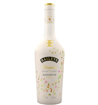 Baileys Almond - Launched only a few months ago in the UK, it's getting increasingly easier to find Baileys Almond in shops. Whole Foods is a stockist. Check here for your nearest retailer.