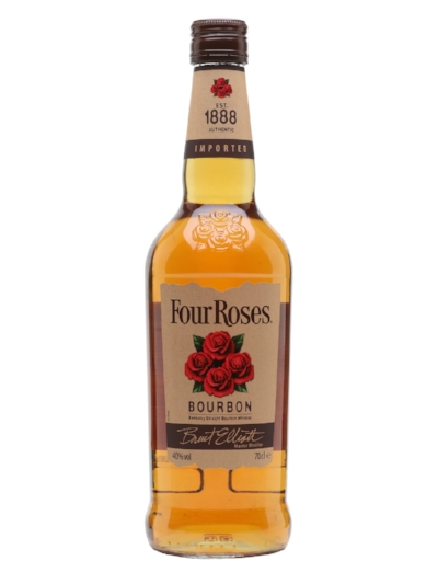 Four Roses Bourbon - If bourbon is your tipple Four Roses won't disappoint. £22.45. Buy now.