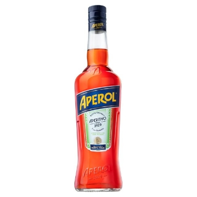 Aperol - The Italian aperitif par excellence! Just add prosecco, soda and serve! £12. Buy now.