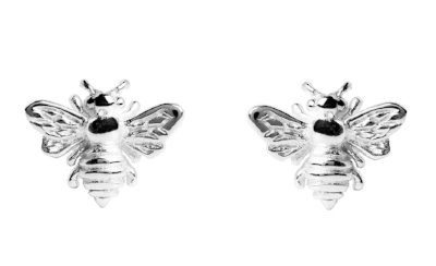Mantra Jewellery Bee Studs - Sterling silver. £20