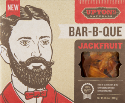 Upton's Naturals Bar-B-Que Jackfruit - Leading with jackfruit the second month in a row. This Bar-B-Que Jackfruit from Upton's is the higher end answer to last month's Sainsbury's jackfruit. It's tangy in all the right ways and full of flavour with a totally satisfying texture. Upton's do a variety of  different Jackfruit flavours as well as different Seitans but not all of these appear to be available in the UK. Have a chat with your local health food shop to find out what they can order in for you and then stockpile them in your pantry if you don't want to compromise on quality should the zombie apocalypse occur.£3.75