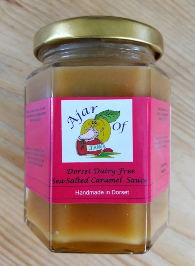 Ajar Of - Vegan Sea-Salted Caramel Sauce - As you know by now I am a little obsessed with salted caramel in things so you can imagine my excitement when my friend gave me a jar of the stuff! I have been having a great time drizzling this stuff  all over ice cream, pancakes, meringues and even toast. It has quite a coconutty flavour and you have to search for the salty kick but it's still damn delicious and rather addictive.£3.25 a jar