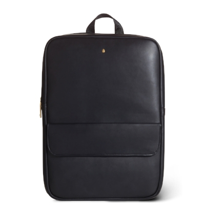 Ministry of Tomorrow Nairobi Vegan Leather Rucksack - Stylish may not be the first adjective that springs to mind when describing a rucksack, but it's exactly what this classy one by Ministry of Tomorrow is. £322