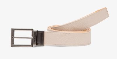 Matt & Nat Dwell Mauri Koala Belt - This unisex reversible belt can be worn on the sand or the mustard side. £40