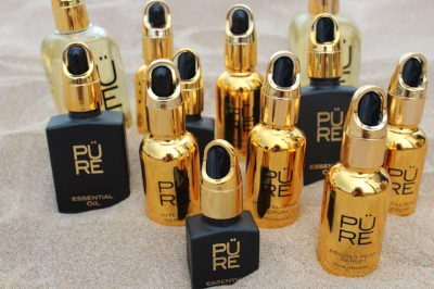 PÜRE Collection Organic Prickly Pear, Organic Intense Serum with Prickly Pear, Sea Buckthorn & Rose Otto and Organic Revitalising Serum with Prickly Pear, Tamanu & Marine Phytoplankton - PÜRE Collection's gorgeous organic oil-based serums have been created with natural ingredients only to tackle a variety of issues. Prickly Pear is a great allrounder that softens and restores elasticity and brightness. Prickly Pear, Sea Buckthorn & Rose Otto is preventative and provides nutrition and firmness, whilst those who are suffering from redness, inflammation and loss of tone will see results with Revitalising Serum with Prickly Pear, Tamanu & Marine Phytoplankton. £26-£89