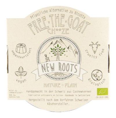 New Roots Vegan Ricotta - We are always on the lookout for vegan cheese and have been wanting to try New Roots for some time and we are happy to announce that their vegan ricotta cheese has finally made it into our mouths. Hooray! This Swiss based company is vegan AF and is making beautifully textured and unpasteurised cashew based cheeses that are rich with subtle layers of flavour. This ricotta alternative is very mild but, according to our onsite cheese eating expert, tastes just like the its dairy based counterpart. Available in the UK from Wholefoods and online from the New Roots' website. We strongly recommend that you get some of this on some crispbread and enjoy with a chilled glass of wine asap. £6.60