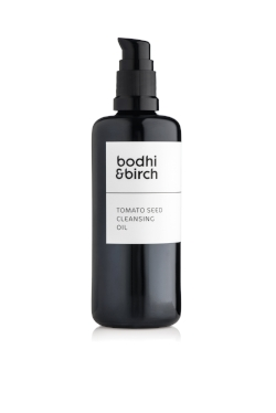 Bodhi & Birch Tomato Seed Cleansing Oil - Tomato seed oil is an antioxidant and helps protect the skin from free radicals whilst cleansing deeply and getting rid of all traces of makeup. A cinch to use, I love its chic packaging and the bright orange hue of the oil inside. It's made in England as well, so its carbon footprint is tiny. Available from mid May. £55