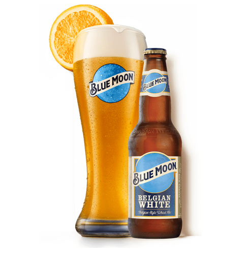 Blue Moon Belgian White - There is no beer that I crave more on a hot sunny day! This white beer is as fresh and crisp as they come with lots of citrusy tones. It is bright and light and totally delicious. Perfect for pairing with summer salads and roast veg. £1.75 per bottle. Buy now.