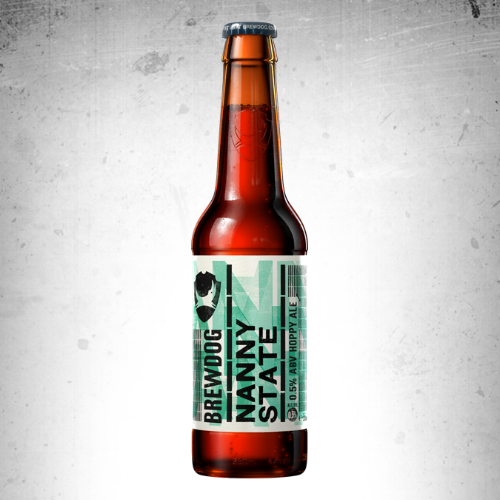 Brewdog Nanny State - Being the designated driver just got less lame thanks to this beer which is so full of flavour you will totally forget it is low alcohol. Lighter in taste than the Punk IPA but still with layers of flavour and malty notes this beer is bold enough to pair with whatever you are throwing on the BBQ. £1.40 per bottle. Buy now
