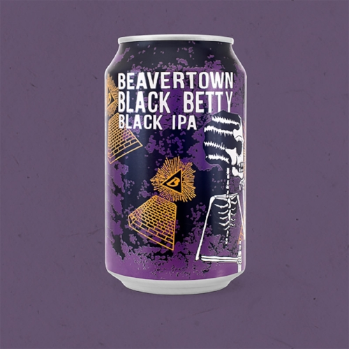 Beavertown Black Betty - Black IPA - For those of you looking from something that is seriously punchy, look no further. The London-based Beavertown are renowned for their flavourful brews and Black Betty definitely delivers with heavy malts, big burnt notes and spicy undertones. This beer is as full on psychedelic in taste as its packaging. £2.70 per can. Buy now.