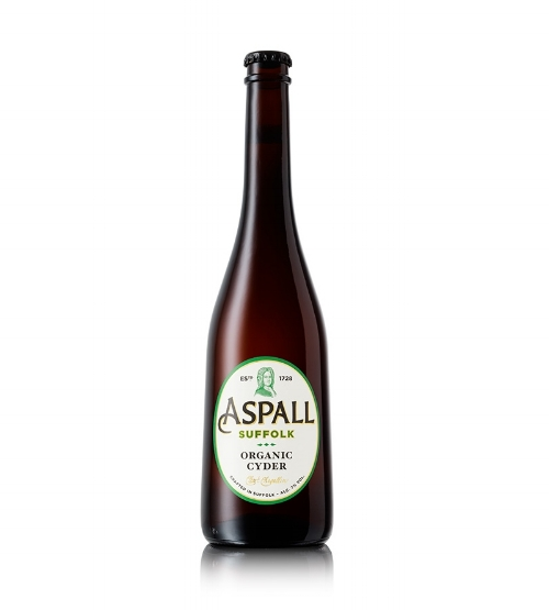 Aspall Suffolk Organic Cyder - Aspall have been at the heart of organic farming since the 40s and were the first farm to hold Soil Association accreditation. Perhaps better known these days for their vinegars, Aspall have been making cider since the 18th century and it shows in this accomplished bottle. The flavour is strong apple, clean, complex and gently sparkling. It is relatively dry and very drinkable. £2.76 per bottle. Buy now.