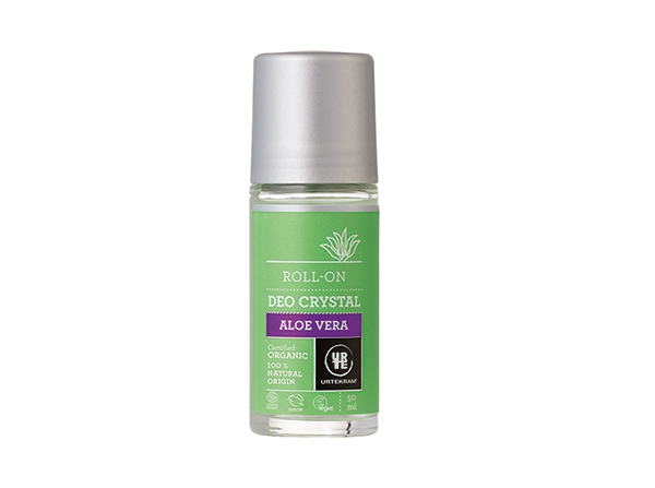 Organic Aloe Vera Deo Crystal Roll-On - Certified by Ecocert Greenlife, this is a lightly and sweet scented deodorant thanks to the orange oil and a hardworking one at that. Apply, go about your day and still smell fresh by the end of it. £5.50.