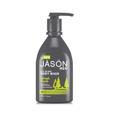 Jason All in One Body Wash - This zingy, citrus-infused body wash is the perfect pick me up in the morning or after the gym and can be used on hair and face too. £10.99