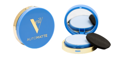 No More Shine: Veil AutoMatte - This product is brilliant at tackling shine. Simply apply to the desired area with the provided sponge, fingers or a brush, in a circular motion and any grease will disappear. It comes in a compact so you can re-apply during the day over your makeup as needed. Suitable for all skin tones and colours. £30. Buy it here.