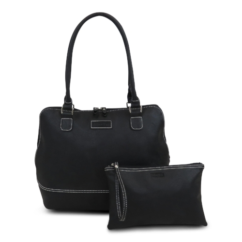Mia Tui Eleanor Handbag - Mia Tui does a gorgeous collection of vegan leather bags, including travel pack and backpacks, at great prices. We love the Eleanor handbag which comes in 10 gorgeous colours and with an additional pouch to keep your valuables in. £46