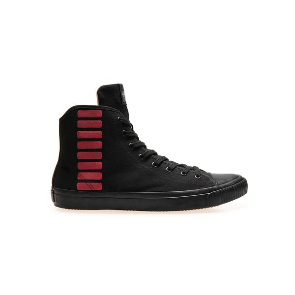 Po-Zu Official Star Wars Han Solo Sneakers - Sneakers don't get much cooler than these vegan Star Wars ones by Po-Zu. Made in organic cotton and Fairtrade rubber sole. £69