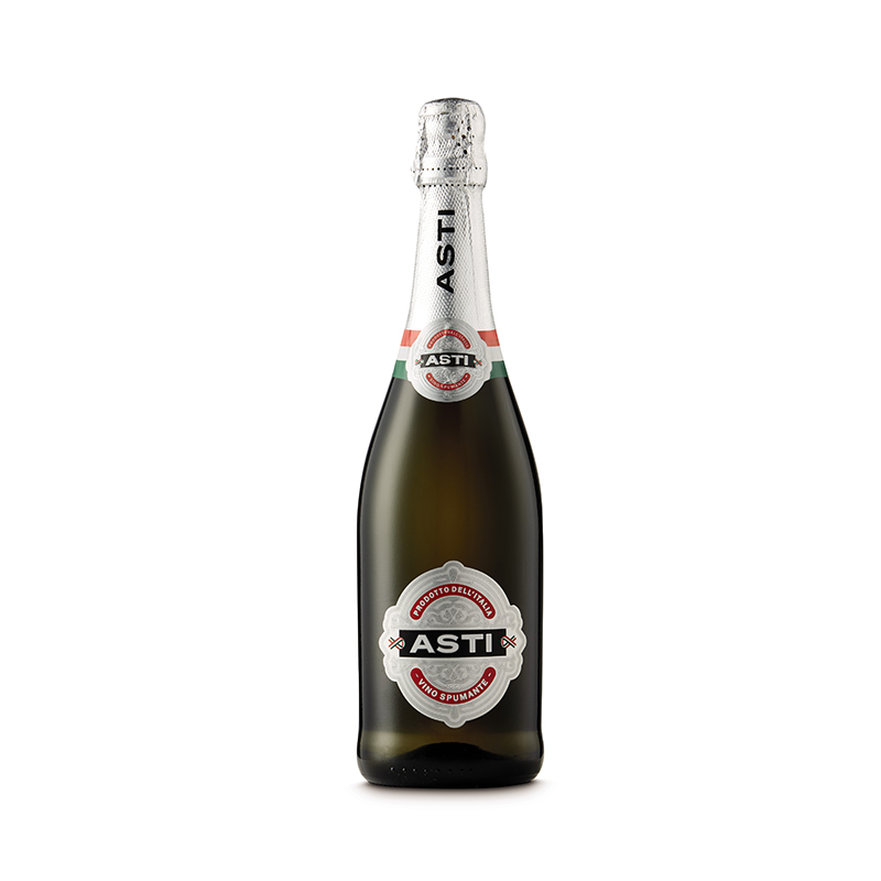 Time for a Toast: Asti Spumante - Serve this bubbly with nibbles or even better, pudding. £5.29